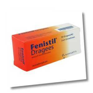 Fenistil Dragees 50stk PZN 01939854