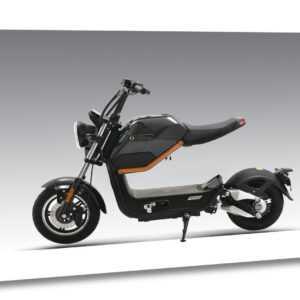Miku Max Phantom 45 Km/h Elektroroller E-Motorrad Bosch Motor...