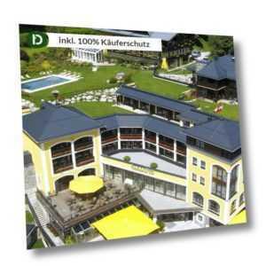 6 Tage Urlaub in Saalbach in Salzburg im Hotel Saalbacher Hof mit Halbpension