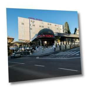 3-8 Tage Winter Urlaub Hotel Paris 4* inkl. HP Opatija Kvarner Bucht Kroatien