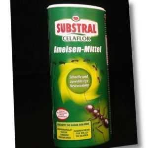 Celaflor Ameisen-Mittel 500 g Ködergranulat Gießmittel Ameisengift Nestwirkung