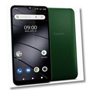 Gigaset GS110 DualSim British Racing Grün 16GB LTE Android...