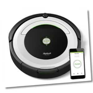 iRobot Roomba 691 Saugroboter Alexa Zeitplanreinigung Staubsauger Roboter Wlan