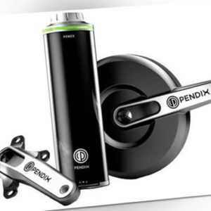 "E-Bike PENDIX Nachrüstset ""eDrive"" - ""eDrive500"", Akku 500Wh, Motorkabel kurz 25"