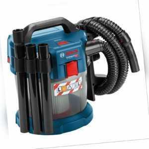 Bosch Akku-Nass- und Trockensauger GAS 18V-10 L 18 V Solo - 06019C6300