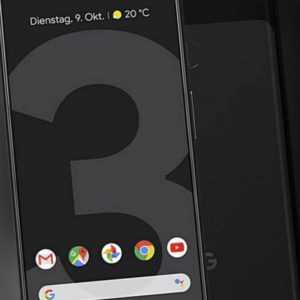 Google Pixel 3 XL 64GB Just Black, Neuwertig, Display Burn-In