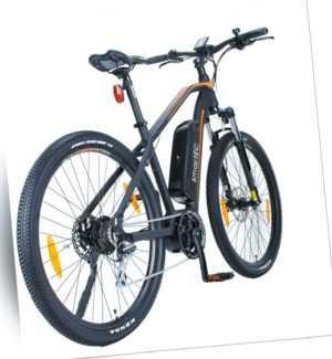 smartEC MTB Hill-28M Mountain Pedelec/E-Bike 28 Zoll Mittelmotor