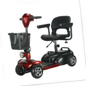 Seniorenmobil VITA CARE 500 Li, Lithium-Akku, Rollstuhl, Roller, Elektro, 6 km/h