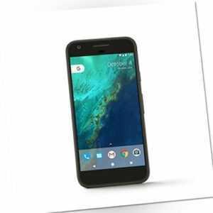 Google Pixel 32GB Anthrazit, Android Smartphone, NEU Sonstige