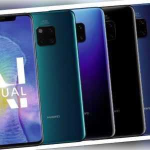 """Huawei Mate 20 Pro DualSim 128GB LTE Android Smartphone 6,3"""" OLED..."""