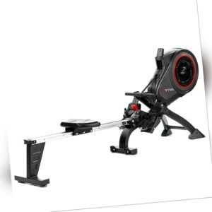 AsVIVA Rudergerät - Magnetic Rower (RA14) Heimtrainer - Hometrainer Fitness