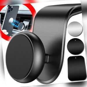 Handyhalterung Auto Magnet 360° KFZ Lüftungsgitter Universal Halter Smartphone