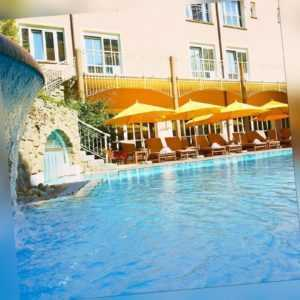 6 Tage LUXUS Wellness 5* Hotel Maximilian Quellness Golfhotel Bad Griesbach + HP