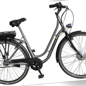 E-Bike Saxonette Fashion Plus 28'' Retro Pedelec 36V 11,6Ah 7GangNexus Rücktritt