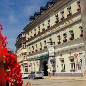 Erzgebirge Annaberg-Buchholz Wochenende für 2 Pers Kurzurlaub 6 Tage Hotel Sauna