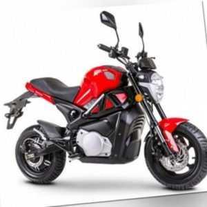 SAXX (SMF) Elektro ROADSTER 45 kmh Motorroller Cafe Racer  V1...