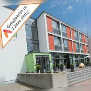 Kurzreise München Freising 2-4 Tage Hotel Gutschein 2 Personen + Therme Erding