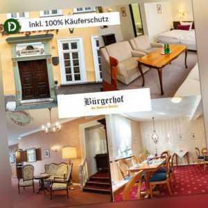 4 Tage Urlaub im Hotel Bürgerhof Wetzlar in Wetzlar mit Frühstück