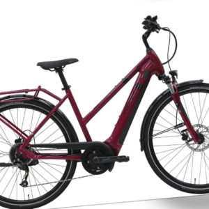 Pegasus Solero Evo 9 Damen Trapez E-Bike 2020