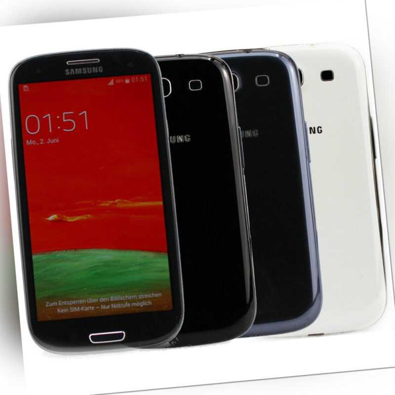 Samsung Galaxy S3 Neo I9301 16GB Smartphone ! Top Angebot ! Ohne Simlock ! WOW