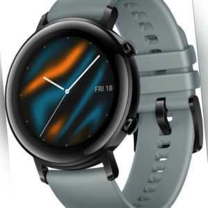 Huawei Watch GT 2 (Diana B19P) Sport/Lake Cyan, Herzfrequenz, GPS BRANDNEU