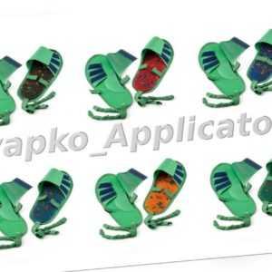 Applikator Lyapko Brandsohle Plus Größe EUR 40-43 Akupunktmatte Massager
