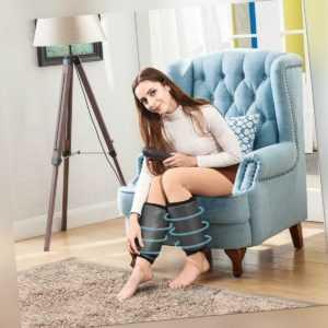Beinmassagegerät Massagegerät Fuß-Waden-Massagegerät Venenmassagegerät