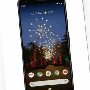 GOOGLE Pixel 3a XL Smartphone 64 GB Just Black NEU
