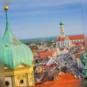 Augsburg Kurzreise 3-6 Tage 2P @ 4* Dorint An der Kongresshalle + Frühstück uvm.