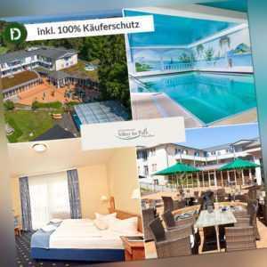 8 Tage Urlaub im Ostseehotel Villen im Park auf Usedom mit Frühstück