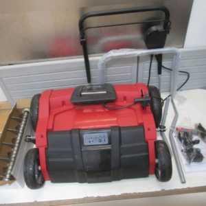 Einhell GE-SA 1640 Elektro-Vertikutierer/Rasenlüfter Händler Rechnung V08432
