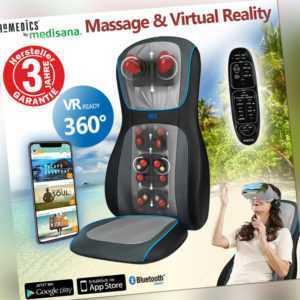 Massagegerät Massageliege Massagematte Nacken Rücken Wärmefunktion Sitz Auflage