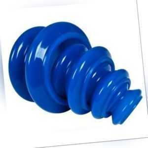 10X(Blau Vakuumdosen Massage Silikon SchröPfen Feuchtigkeit Absorber Ventou D9B6