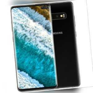 "Samsung Galaxy S10 Plus 128GB Prism Black Schwarz S10+ 6,4"" LTE..."