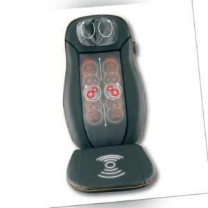 Medisana MCN 88930 Shiatsu-Massage-Sitzauflage f. Nacken und Rücken