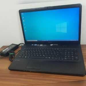 """17"""" Gaming Notebook Sony i5 2,4GHz 6GB 640GB Blu Ray Bluetooth Wlan GeForce 410M"""