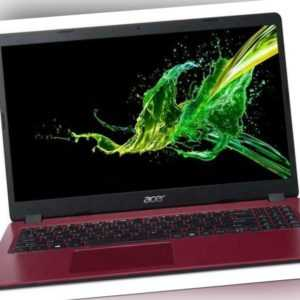 Acer Aspire A315-42-R6ZW rot 15,6 Zoll Notebook 256GB SSD Win 10 #T313
