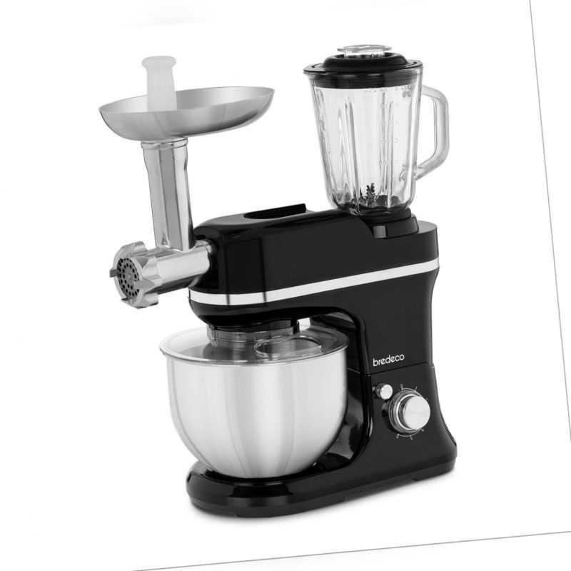 Küchenmaschine Fleischwolf Mixer Knetmaschine Teigmaschine...