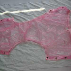 PVC Gummihose Windelhose Neu Gr.XL