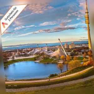 Kurzreise München 2- 4 Tage im 4* Flemings Hotel Gutschein 2 Personen Wellness