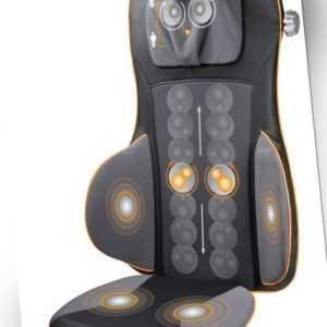 Medisana MC 825 Shiatsu-Massagesitzauflage Massagematte Massagegerät