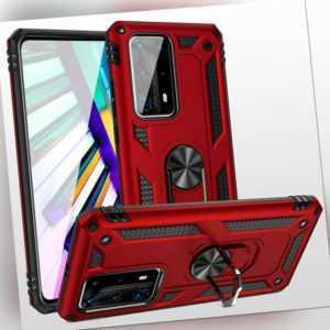 Für HUAWEI P40 P30 Pro Lite FULL Hülle 360 Cover Case Handy Schutz tasche + Glas