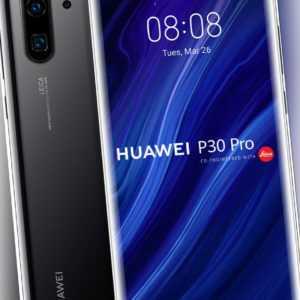 Huawei P30 Pro 128GB 8GB RAM DUAL SIM Black