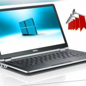 PREMIUM DELL NOTEBOOK DELL E6230 CORE 2.4 GHz 8GB  WIFI WIN10