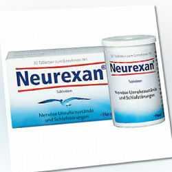 NEUREXAN Tabletten 50 St PZN: 04143009