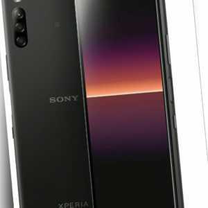 Sony Xperia L4 XQ-AD52 64 GB Schwarz Black Ohne Simlock Android...