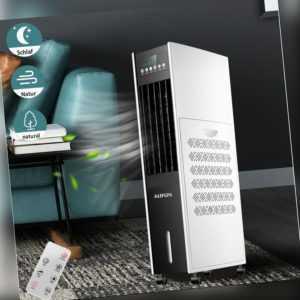 4 in 1 mobile Klimaanlage Timer Klimagerät Luftkühler Ventilator Ionisator Neu