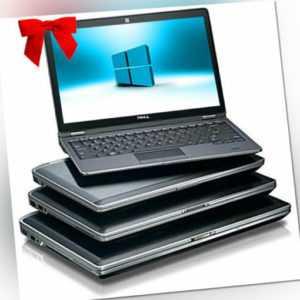 PREMIUM DELL NOTEBOOK  E6230 Intel  2,4 GHz 12,5  4GB NOTEBOOK  WIFI WIN10