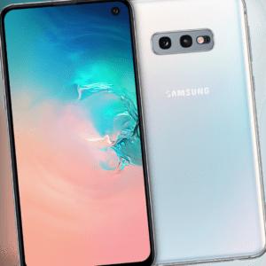 Samsung G970F Galaxy S10e DualSim weiß 128GB LTE Android...