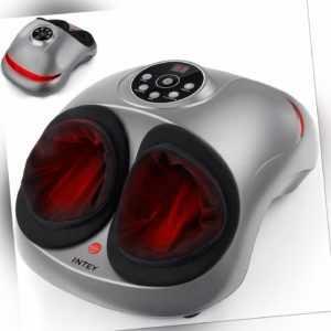 Fußmassagegerät mit Shiatsu Massage, LCD-Anzeige丨3-Stufige Zeiteinstellung